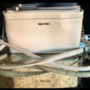 Nine West Crossbody Purse - Only used once!